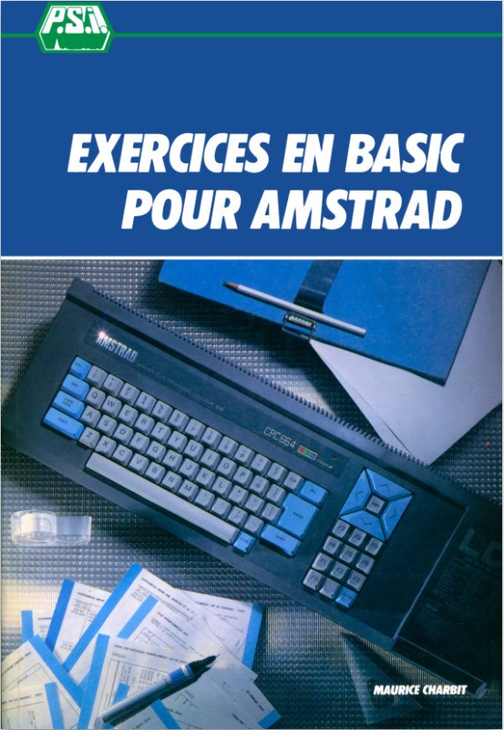 P.S.I. Exercices en BASIC pour AMSTRAD (acme)