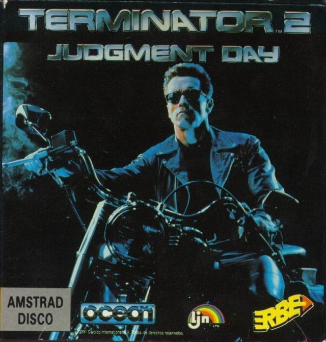 S03E06 – Y'a pas qu'Amstrad dans la vie – Terminator 2, The Judgement Day
