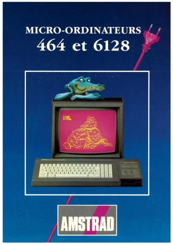 Micro-ordinateur 464 et 6128