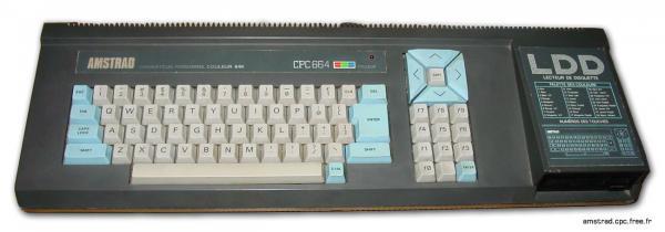 CPC 664 : Présentation (Amstradeus)