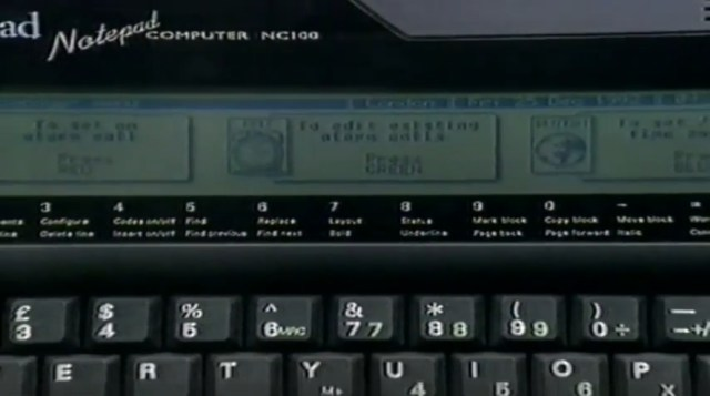 Notepad Computer NC100 (uk)