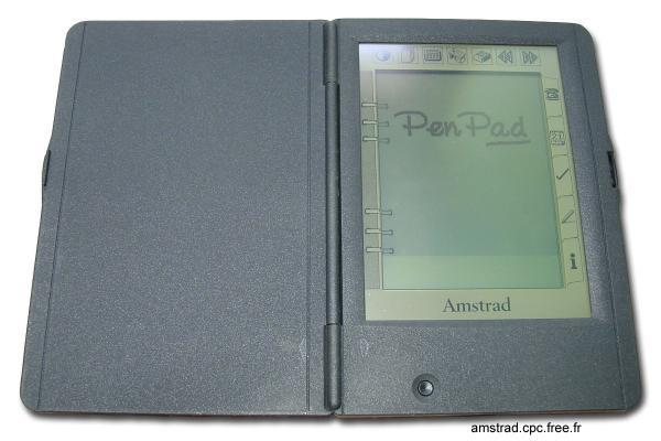 PenPad 600 (Amstradeus)