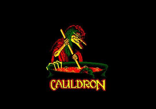 Cauldron (Test de Turk182)