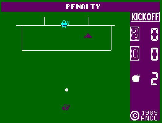 Kick Off (test de Fagal)