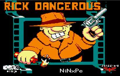 Rick Dangerous (Test de NiNxPe)