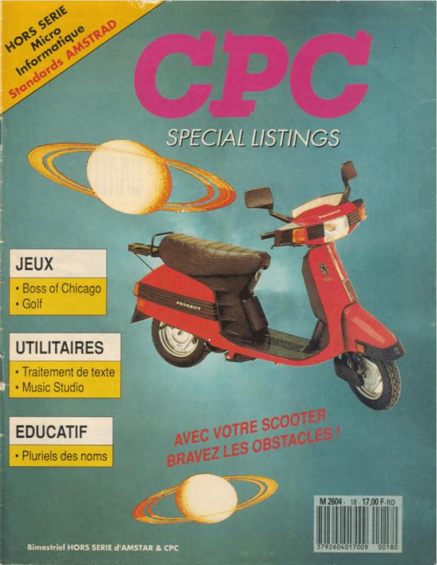 CPC n°HS18