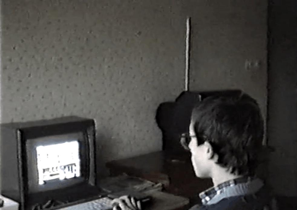 vidéo d'époque n°3 Carangelo Roberto