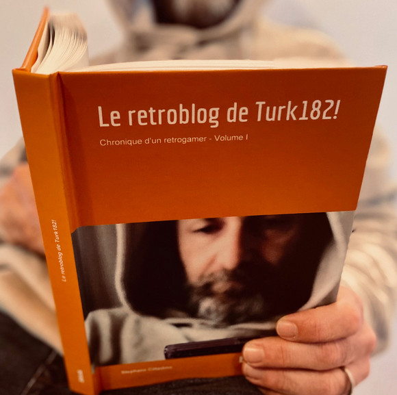 Retroblog de Turk182! en livres