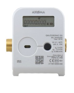 QALCOSONIC E3 Water Meter