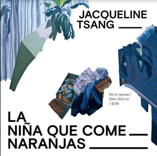 Jacqueline Tsang, BFA Fine Arts '21, Featured in Augmented Reality Exhibition, 'Synchrony'