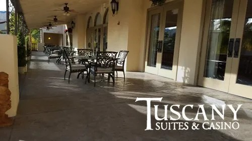 Tuscany Suites & Casino Convention Center