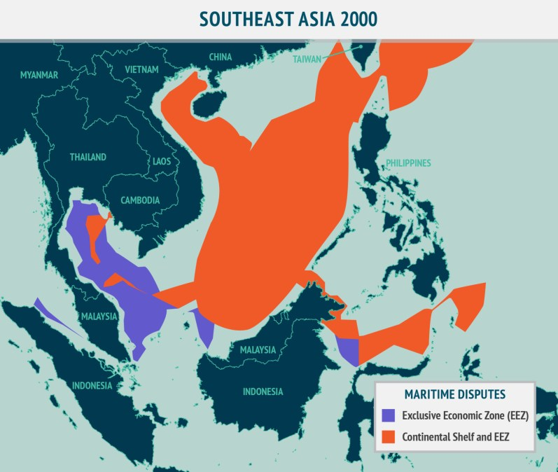 Southeast Asia 2000