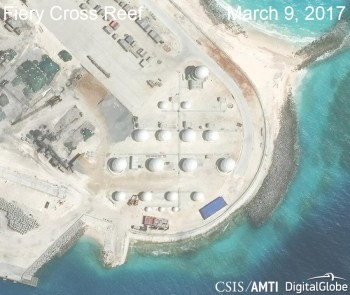 Fiery Cross Radar Array North 3.9.17