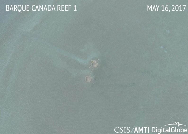 Barque Canada Reef 1 5.16.17