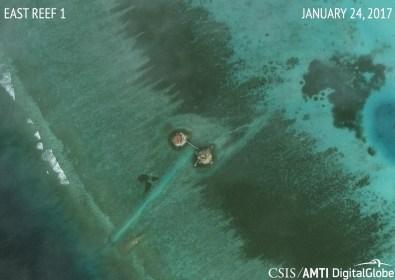 East Reef 1 1.24.17