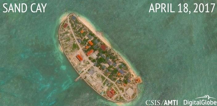 Sand Cay 4.18.17