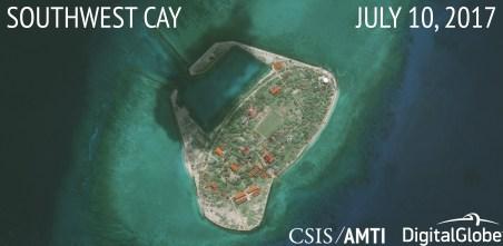 Southwest Cay