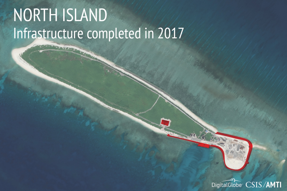 China build artificial islands in South China Sea - Page 5 NorthIsland