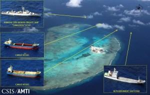 Johnson Reef Detail