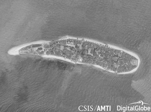 Namyit Island