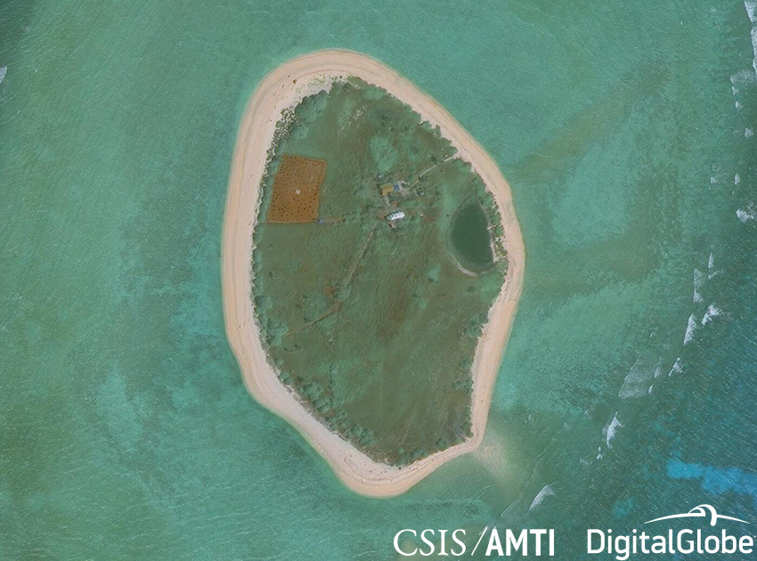 Nanshan Island