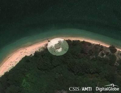 Thitu North Shore