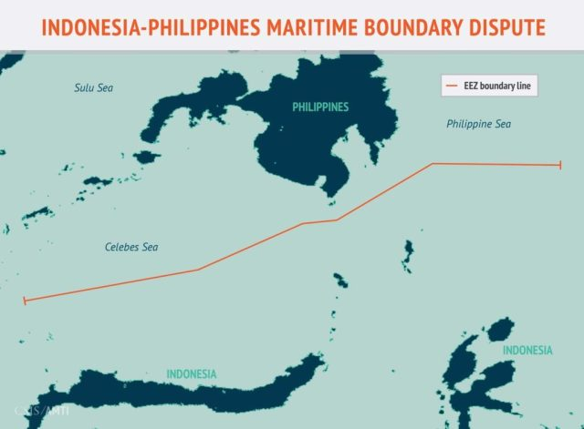 Indonesia-Philippines Maritime Boundary Dispute