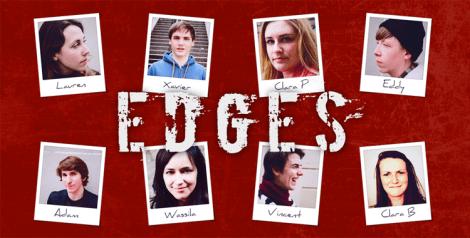 EDGES in Paris cast