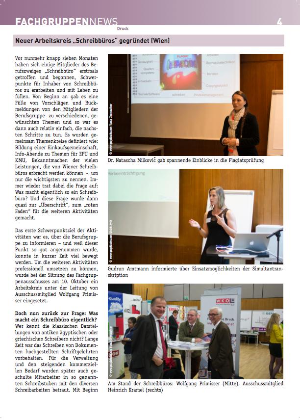 AMTMANN Fachgruppen-News 1