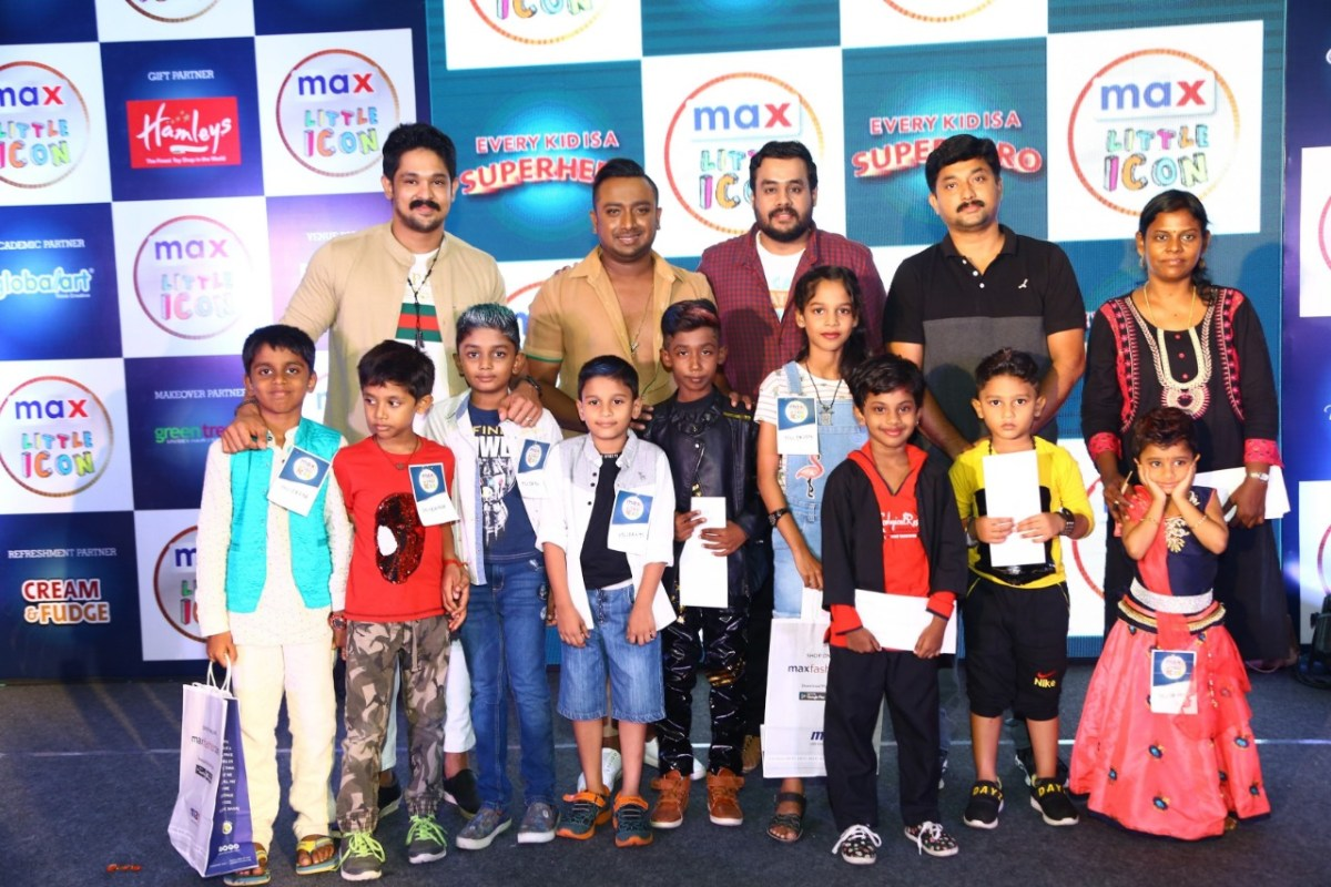Max Little Icon 2019 Chennai Finale