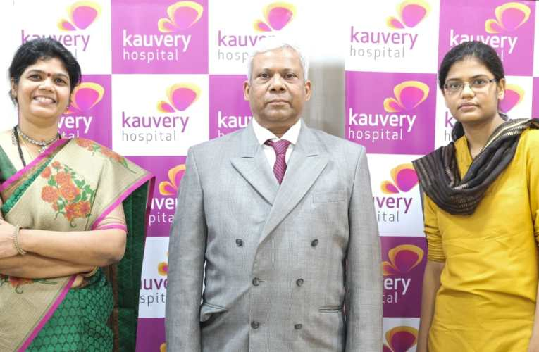 "Ashirwad"" program for senior citizens launched by Kauvery Hospital"