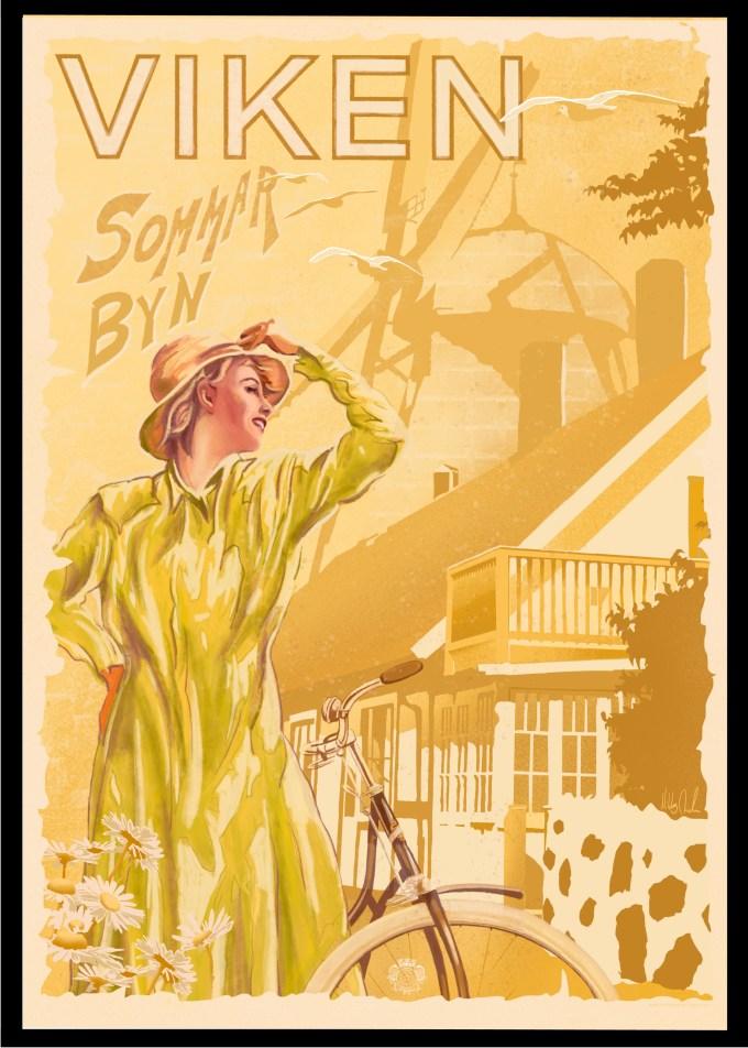 Viken Poster