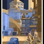 Skansen Kronan Poster