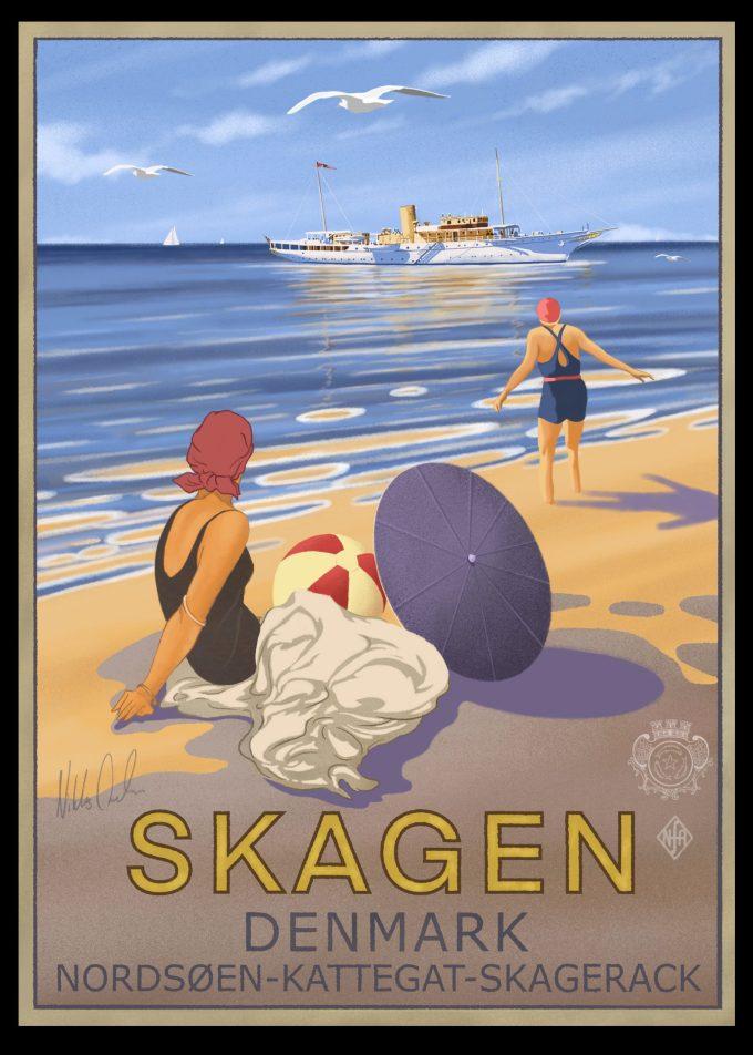 Skagen Poster