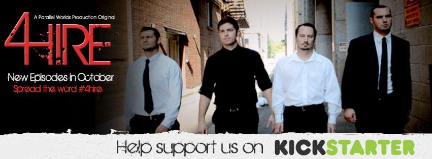 4Hire Kickstarter Campaign