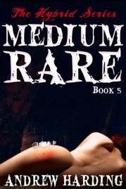 Andrew Harding - Medium Rare - Book 5 Cover