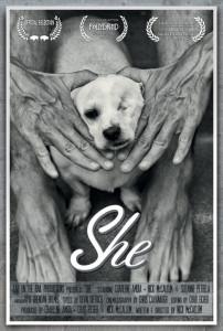 Charlene Amoia - She film poster