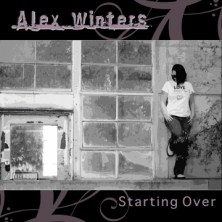 Alex Winters Starting Over album cover