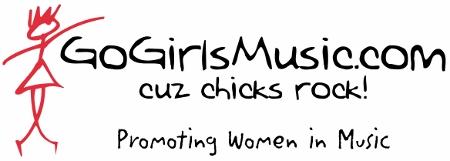 GoGirlsMusic logo