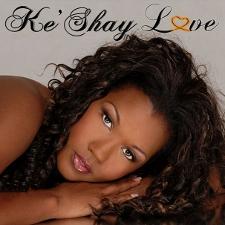 KeShay Love head shot with name