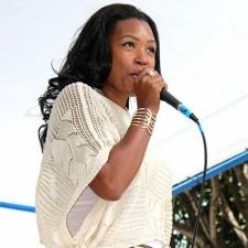 KeShay Love singing