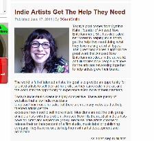 Cynthia Kahn on The Appetizer Radio Blog