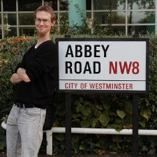 D Grant Smith at Abbey  Road