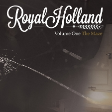 Royal Holland - The Maze cover