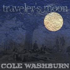 Cole Washburn - Travelers Moon cover