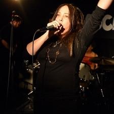 Danielle Antonio singing