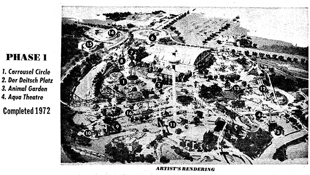 Phase I Hersheypark (09-1972)