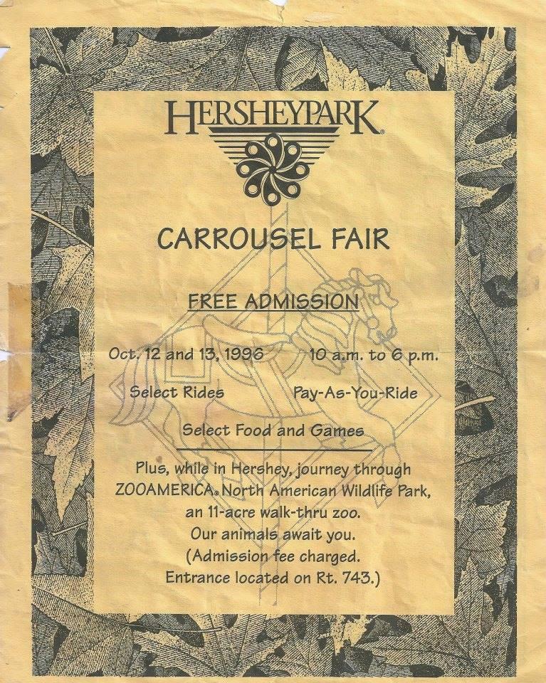 Carrousel Fair Days