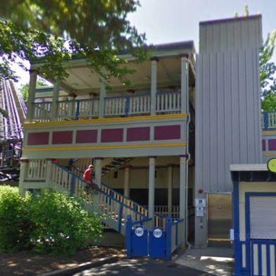 Image of the sooperdooperLooper station from Google Maps.