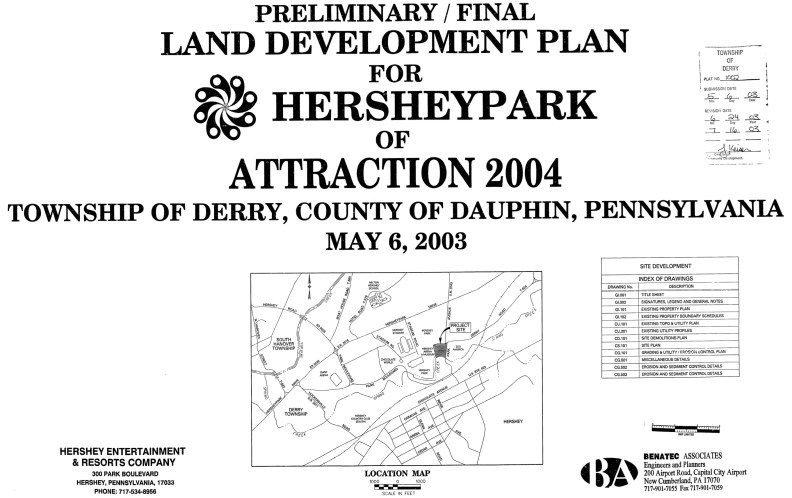 Attraction 2004 cover
